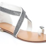 Unze New Flat Sandals Collection 2013 for Ladies-15