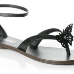 Unze New Flat Sandals Collection 2013 for Ladies-4