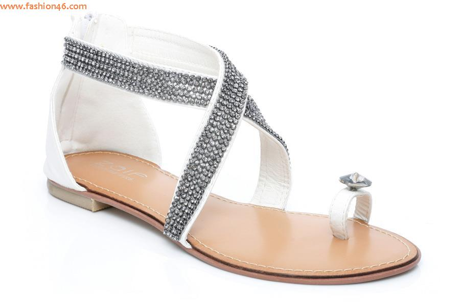 Latest shoes, latest sandals collection, flat sandals 2013, new sleepers, priceless shoes, beautiful shoes, unze shoes, fashion shop, 2013 new shoes, latest style for girls, lady fashion, fashion trends, trendy shoes, flat silver sandals, flat sandals