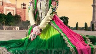 2013 Brides Galleria Anarkali Frocks Style for Girls
