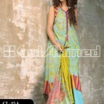 Awesome 2013 Gul Ahmed Women Lawn Prints Collection-1