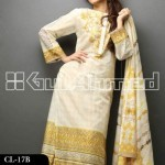 Awesome 2013 Gul Ahmed Women Lawn Prints Collection-18