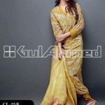 Awesome 2013 Gul Ahmed Women Lawn Prints Collection-3