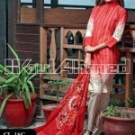 Awesome 2013 Gul Ahmed Women Lawn Prints Collection 4 150x150 Awesome 2013 Gul Ahmed Women Lawn Prints Collection