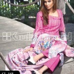 Awesome 2013 Gul Ahmed Women Lawn Prints Collection-7