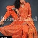 Awesome 2013 Gul Ahmed Women Lawn Prints Collection-9