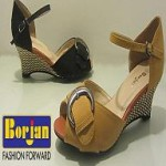 Borjan Summer Shoes 2013 Collection For Women-1