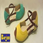 Borjan Summer Shoes 2013 Collection For Women-2