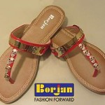 Borjan Summer Shoes 2013 Collection For Women-5