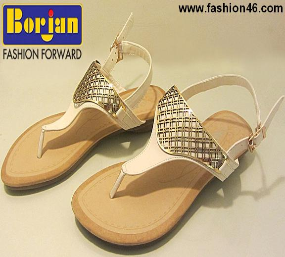 Borjan Summer Shoes 2013 Collection For Women