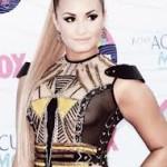 Demi Lovato Cute Hair-12