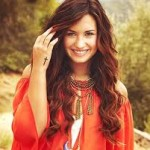 Demi Lovato Cute Hair-9