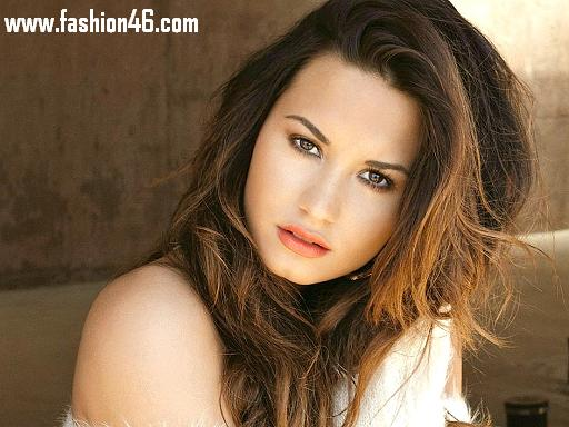 Demi Lovato Cute Hair
