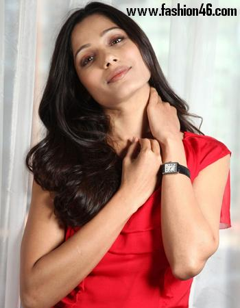 Freida Pinto Composes her Bollywood debut Barbara Mori to make her debut on Indian Television