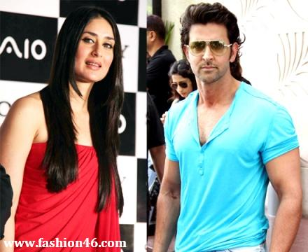 Hrithik Roshan and Kareena Kapoor Coming Together Hrithik Roshan and Kareena Kapoor Coming Together
