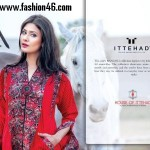 Ittehad Rangoli Latest Spring Summer Lawn Collection