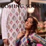 Jamdani Royal Men and women Dresses 2013 by Ajwa Textile-2
