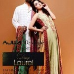 Jamdani Royal Men and women Dresses 2013 by Ajwa Textile-5