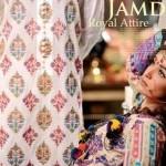 Jamdani Royal Men and women Dresses 2013 by Ajwa Textile-9