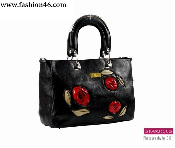 Latest 2013 Sparkles Handbags Collection for Ladies