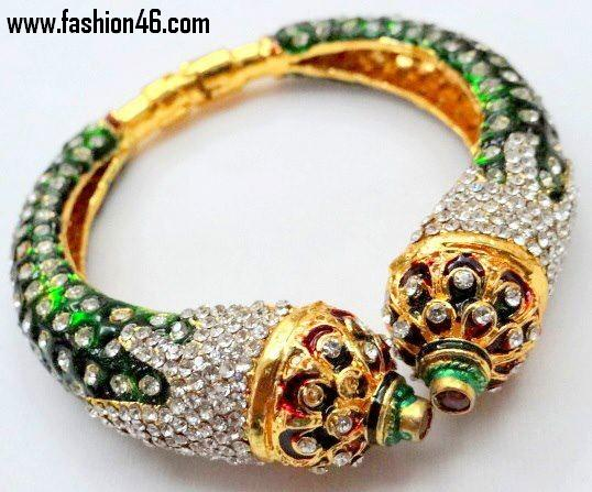 Latest Jewellery fashion 2013 by Mariam Sikander