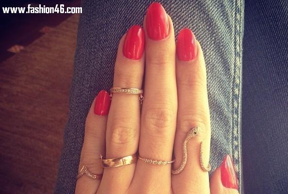 Latest Knuckle Rings Jewellery fashion
