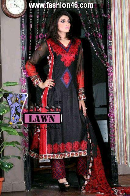 Latest Yashfeen Summer Lawn 2013 Collection by Maria