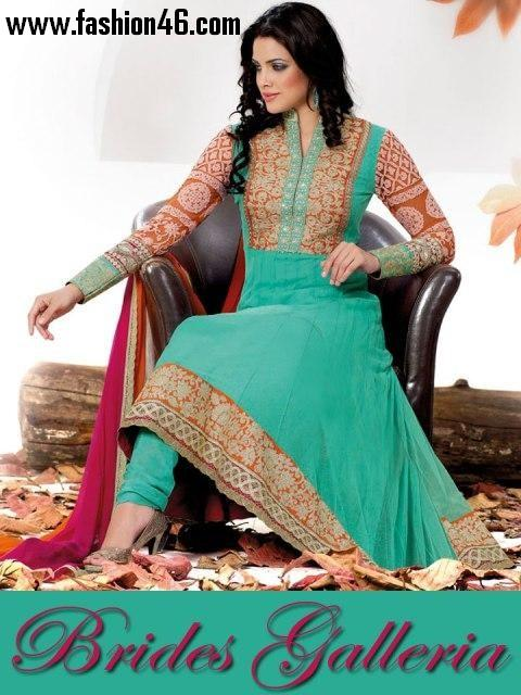 Party Wear Dresses 2013 by Brides Galleria  For Women