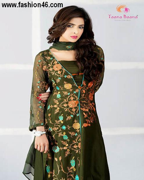 Taana Baana Latest Summer Dresses 2013 for Women Vol 01 Taana Baana Latest Summer Dresses 2013 for Women Vol 01