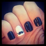 Beautiful Nail Art Designs 2013 for Girls-1