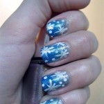 Beautiful Nail Art Designs 2013 for Girls-11