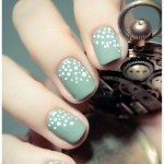 Beautiful Nail Art Designs 2013 for Girls-5