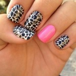 Beautiful Nail Art Designs 2013 for Girls-6