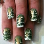 Beautiful Nail Art Designs 2013 for Girls-8