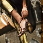 Ideas Women Spring Shoes and Handbags Collection 2013 By Gul Ahmed-1