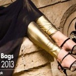 Ideas Women Spring Shoes and Handbags Collection 2013 By Gul Ahmed-2