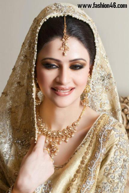 Latest Bridal Dresses Photo Shoot by Arij Fatima