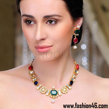 Latest Jewellery  fashion for Women By Sonoor Jewels