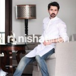 Naqsh by Nishat Linen Spring Summer Collection 2013 for Men-9