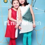 Nishat Linen Spring Summer 2013 Collection for Kids-18