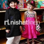 Nishat Linen Spring Summer 2013 Collection for Kids-9