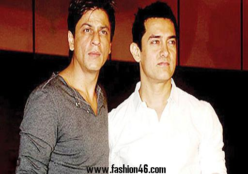 Shahrukh and Aamir will come together for Bombay Talkies Shahrukh and Aamir will come together for Bombay Talkies