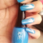 Stylish Nail Art 2013 Designs for Girls-1