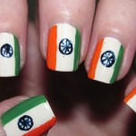 Stylish Nail Art 2013 Designs for Girls-3