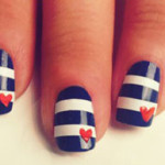 Stylish Nail Art 2013 Designs for Girls-6