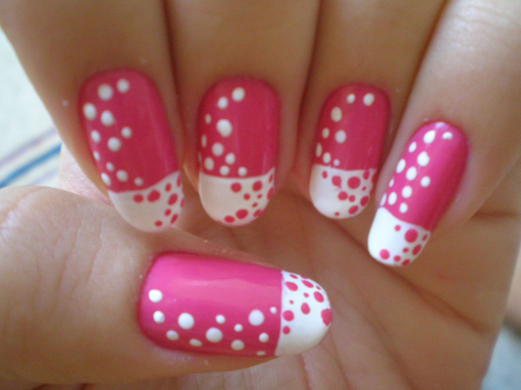Stylish Nail Art 2013 Designs for Girls