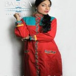Stylish Women Spring Summer 2013 Collection by Barira-1
