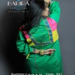 Stylish Women Spring Summer 2013 Collection by Barira-4