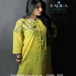 Stylish Women Spring Summer 2013 Collection by Barira-6