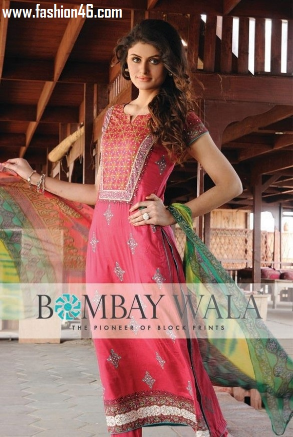 summer lawn collection, Bombay wala, lawn collection 2013, latest dresses, latest fashion news, life style, shalwar kameez, fashion trend, long shirts, churidar pajama, trousers, fashion dresses 2013, summer dresses 2013, salwar kameez, summer fashions, summer fashion trends, latest fashion trends, new fashion trends